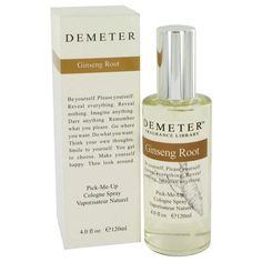 Demeter by Demeter Ginseng Root Cologne Spray 4 oz
