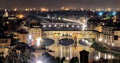 Ponte Vecchio - Night View ( in explore ) | by aliffc3