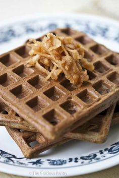 Clean Eating Recipes | Clean Eating Protein Powder Waffles