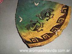Espacio perteneciente al blog EL BUJERO donde podrás encontrar tutoriales relacionados con cualquier actividad artística manual Pasta Piedra, Blog, Painted Rocks, Ceramic Workshop, Art Activities, Papier Mache, Roof Tiles