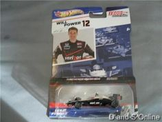 HOT WHEELS WILL POWER #12 IZOD INDYCAR SERIES