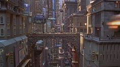 the fifth element city design - Google zoeken