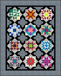 Have  a look at all the finished quilts for Saturday Sampler 2014. The  program ended in January and we are on our way to Saturday Sampler ...