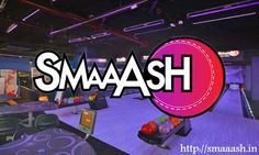 Smaaash has all the perfect attractions with its famous twilight bowling, Go Karting and many more that wait for you in its games zone in Gurgaon.
