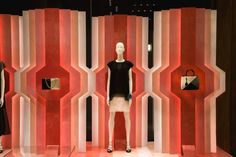 Fendi Spring/Summer 2014 windows, New York, Paris, Milan, London