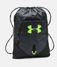 4e0d8f96b9b9 UA Undeniable Sackpack Gym Accessories
