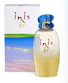 Inis: Or Eau de Parfum 1.7 oz by Inis. $25.99. No animal testing. Made in Ireland. Inis Or is inspired by the energy in the excitement of the anticipation of an evening with loved ones. This passion for life is emulated in the rich citrus top notes that are given vitality with the fresh green middle notes and the warm sensuality of the spiced earthy woody base notes. A scent offering a sense of light, fire and warmth.. Save 35%!