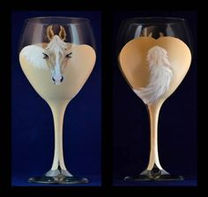 The Horse's Glass