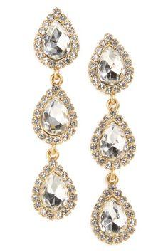 Natalie Drop Earrings by Loren Hope on @nordstrom_rack