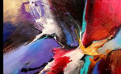 Jonas Gerard Fine Art features two large galleries in the River Arts District of Asheville, North Carolina. Ink Art, Beautiful Artwork, Abstract Art, Abstract Paintings, Love Art, Diy Painting, Oeuvre D'art, Les Oeuvres, Modern Art