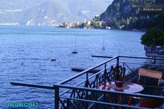 House on the lake with sole view · Via Statale, Varenna, Lombardia 23829, Itália