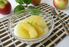 Μήλο κομπόστα Chocolate Toffee, Hcg Diet, Apple Slices, Cantaloupe, Fruit, Sweet, Recipes, Apples, Food
