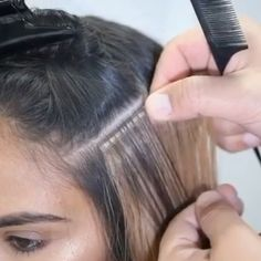 """East Hair Factory on Instagram: """"No.1 called ziplock hair extensions, no heat and no glue for hair , east to wear , 20mins to full head 🤩🤩 No.2 called 6d hair extensions,…"""" No Heat, Hair Videos, Hair Extensions, How To Wear, Beauty, Instagram, Weave Hair Extensions, Extensions Hair, Extensions"""