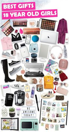 Browse our ULTIMATE Teen Girl Gift Guide 2019 featuring Best Gifts for Teen Girls. Discover COOL and unique gifts for Christmas Birthdays ...  sc 1 st  Pinterest & 76 Best Christmas gifts for teen girls images   Love makeup Makeup ...