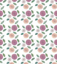 Flower Frenzy! on BehancePaper by Rose-Ann Hallgren  https://www.behance.net/roseannhallgren http://www.roseannhallgren.com/