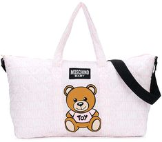 1fe807f05a38 Moschino Kids teddy bear print changing bag #changing#print#Moschino  Moschino Bag,