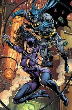 Catwoman sex tegneserie