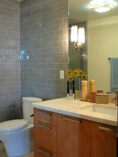 Transitional Bathrooms from Shelly Riehl David : Designers' Portfolio 2319 : Home & Garden Television