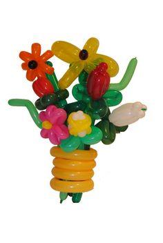 Globos / Balloon / Globoflexia / Flores / Flower- Para mí es un hobby!! (@veroisola)
