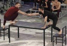Amici 15 – Andreas balla Luce di Elisa e Garrison si emoziona [Video]