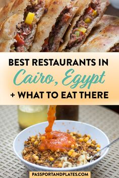 If you're traveling to Cairo, Egypt and looking for the best traditional Egyptian food to eat in the city, look no further.Check out this giant and comprehensive guide to the best Egyptian food in Cairo including what to eat and where to eat it! | Traditional Egyptian food guide | What to Eat in Egypt | What to Eat in Cairo | Where to Eat in Cairo | Cairo food | Cairo restaurants | Egypt Food | Best Food in Cairo | Best Dishes in Cairo