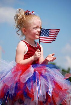 Patriotic !!!