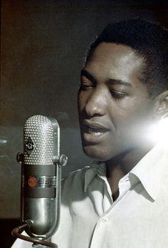 Singer Sam Cooke