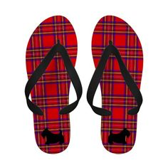 Scottish Terrier Flip Flops http://www.zazzle.com/scottish_terrier_flip_flops-256262584369376324?rf=238205274887202706