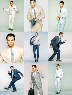 Chris Pine | Suit up!