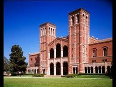 A tour of UCLA (University of California, Los Angeles)