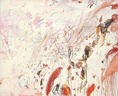 Cy Twombly, Ferragosto III, 1961