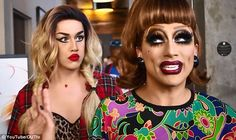 RuPaul's Drag Race stars bicker over who orders coffee first in ...