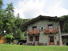 Montanari Lenti: Rifugio Grongios Martre - Pontechianale - Valle Va...