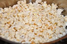 Home-Made (Coconut Oil) Popped Popcorn in 4 Minutes! - Be Well With Arielle