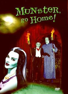 I like to buy this dvd to own to watch it when ever it's pretty funny :)   Munster, Go Home! DVD ~ Fred Gwynne, http://www.amazon.com/dp/B00000JZHD/ref=cm_sw_r_pi_dp_Zi7Qtb1SEVF6G