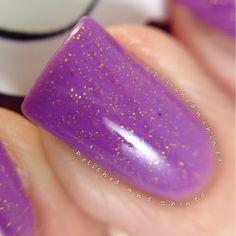 "Polished And Shined: Polish TBH Meraki Collection ""Eros"", indie nail polish"