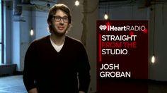 Straight from the Studio - Josh Groban - iHeartRadio
