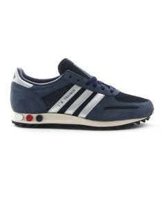 LA Trainer Navy Sneakers ADIDAS