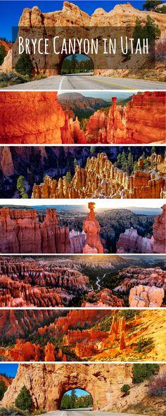 Wer einmal im Südwesten der USA unterwegs ist, der muss ihn einfach besucht haben: den Bryce Canyon Nationalpark. Hier erwartet euch eine nahezu märchenhafte Kulisse, die ihresgleichen sucht. Bunte Felspyramiden ragen aus dem Boden und formen ein sehr ungewöhnliches und zugleich einzigartiges Naturdenkmal