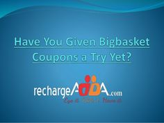 Shopping at Bigbasket lets you make the most of the online shopping experience. Here, you get value for money deals by using, which you get best quality products at affordable prices.