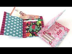 Geldbörse / Portmonee aus Papier falten / eigenes Portmonee basteln / DIY wallet - YouTube