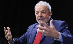 Em entrevista à maior revista da Alemanha, o ex-presidente Lula criticou as atitudes do presidente golpista e afirmou: