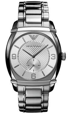 Emporio Armani Mens Watch AR0339 Classic