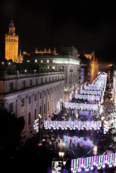 Christmas in Seville | Spain (by Turismo de Sevilla)