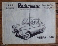 Vespa 400, Smart Fortwo, Car Humor, Antique Cars, Classic, Paint, Sweet, Dream Garage, Cars