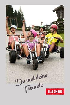 Eine von vielen coolen Funsportaktivitäten für dich und deine Freunde Planer, Bicycle, Tourism, Friends, Summer, Bike, Bicycle Kick, Bicycles