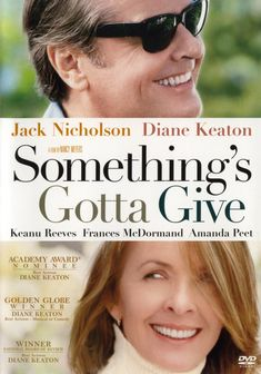 Something's Gotta Give...I love the house, Diane Keaton, just everything about this movie!