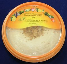 Lacerta Group #hummus #packaging