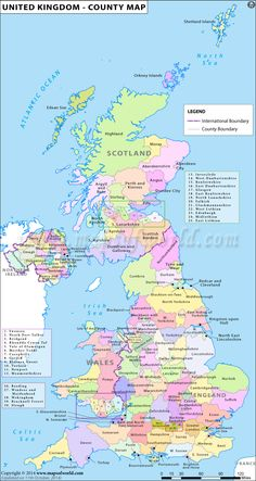 190 Best Maps England images
