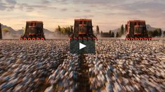 Farming Simulator 19 - Trailer by Capsule Studio Monument Valley, Studio, Farming, Sim, Nature, Jackson, Travel, Agriculture, Naturaleza
